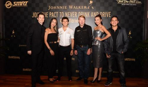 Johnnie Walker Pledges a Million Kilometres of Safe Rides Home Around the World