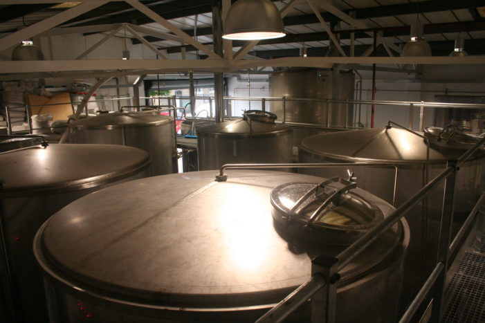 Truman's Brewery Returns Home To London's East End