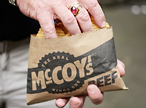 Unofficial McCoy's 'Man It Up' Makeover Proves an Online Hit