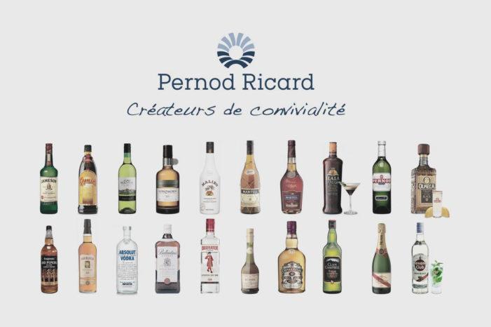 Havas Media Scoops £7m Media Account of Pernod Ricard