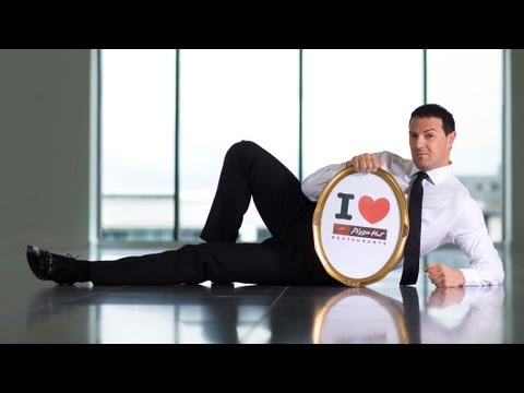 Pizza Hut Premieres Paddy McGuinness YouTube Sketch Series