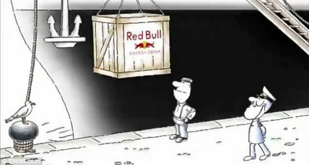 Red Bull's Titanic Advert Prompts Complaints to the ASA