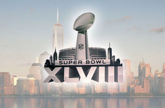 Pepsi & NFL Get Ready For a March to Super Bowl 48