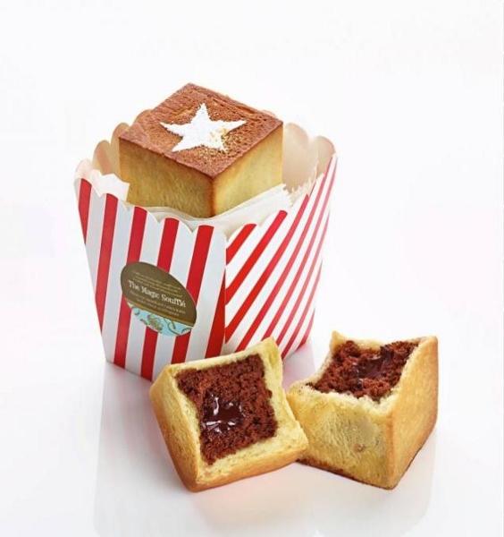 'Cronut' Creator's New Pastry: The Magic Soufflé