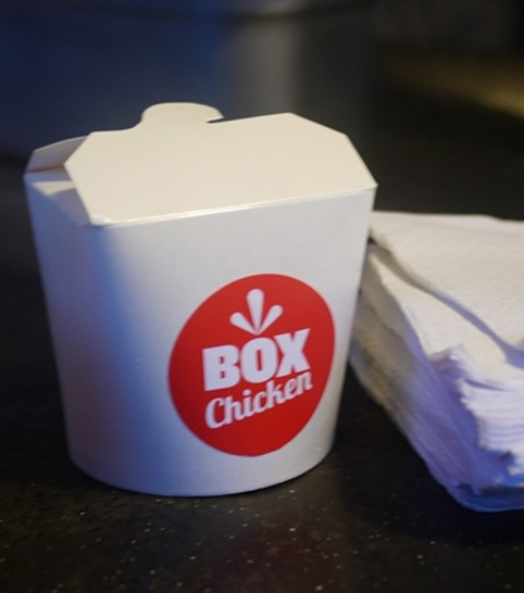 Box Chicken Concept Aims to Take on East London Fried Chicken Shops