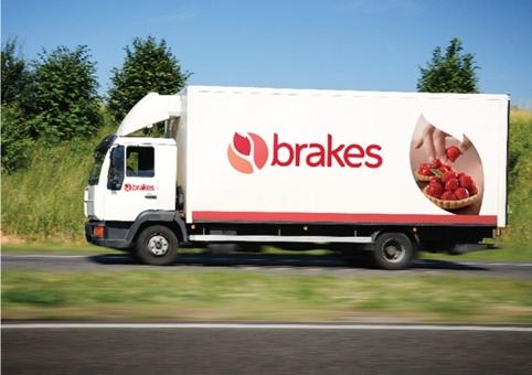 BrandOpus Rebrands Food Service Supplier Brakes
