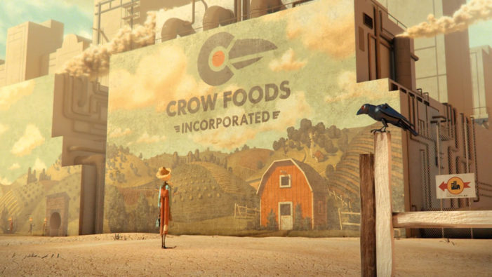 Chipotle Makes Magic Yet Again With Fiona Apple and a Dark Animated Film