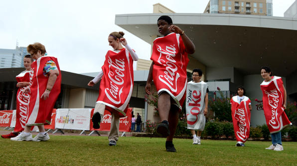"""Coca-Cola Inspires More than 3 Million People to """"Get The Ball Rolling"""""""