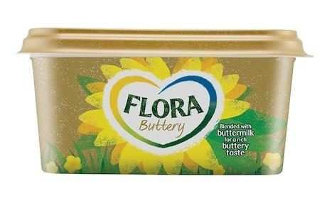 Unilever Revamps Flora Sunflower Logo in £12m Bid to Revive Sales