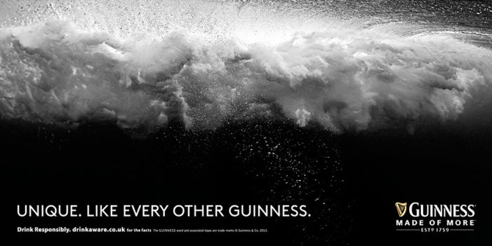 Guinness Reinvents 'Surfer' Ad for 'Quality' Marketing Push