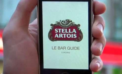 Stella Artois Introduces Le Bar Guide 2.0