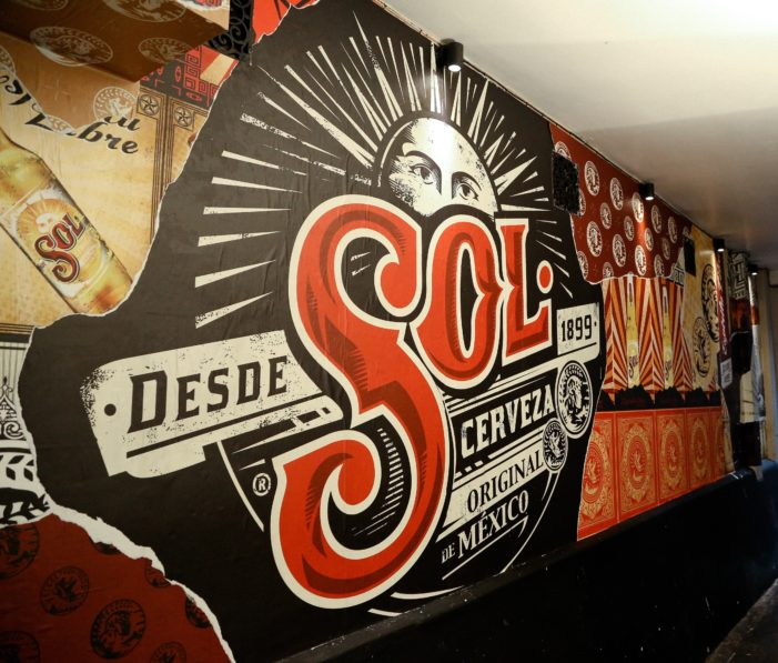 Sol and Space Give London Bars a Makeover
