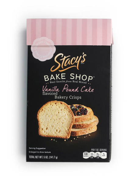 Stacy's Brand Introduces New Line of Stacy's Bake Shop Bakery Crisps
