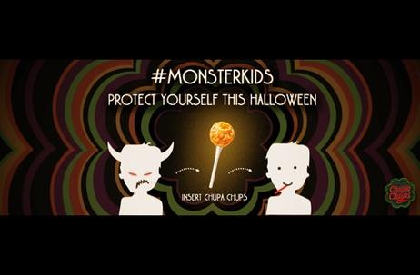 BBH Singapore Launch New Campaigns For Chupa Chups Halloween Treats