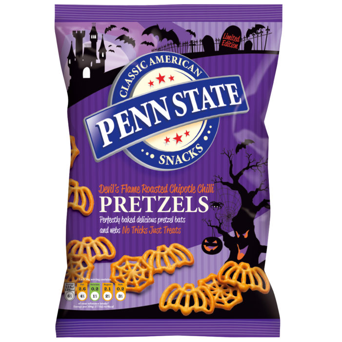 DECIDE. Designs Penn State Pretzels' Halloween Pack