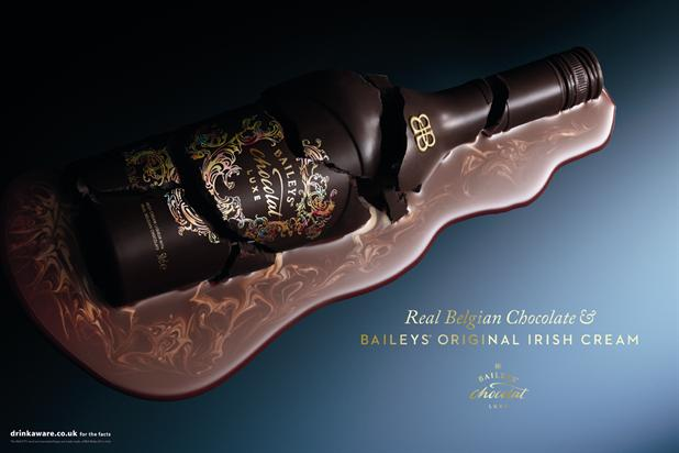 Baileys Introduces Chocolate Luxe With £10m European Push