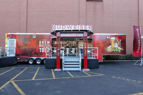 Budweiser Brings Time-Honored Brewing Process to Life with New Brewmaster Tour
