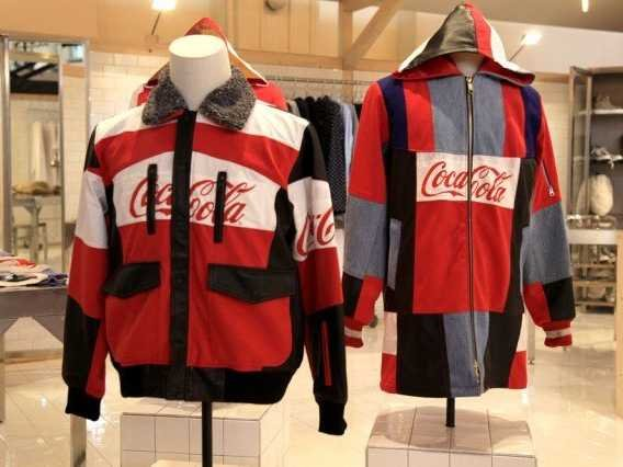 Coca-Cola Launches Vintage-Inspired Fashion Line