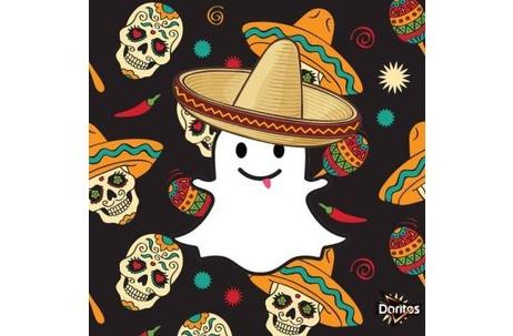 Spooky Snapchat With Mariachi Doritos