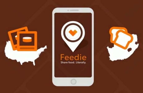 The Lunchbox Fund's Philanthropy App #Feedie