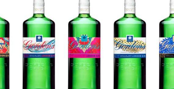 Gordon's Unveils Limited Edition Bottle Labels