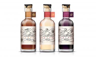 Inspired By Drinks Pioneer Kate Hudnott, Taxi Studio Create Hudnotts