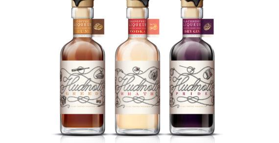 Inspired By Drinks Pioneer Kate Hudnott, Taxi Studio Create Hudnotts