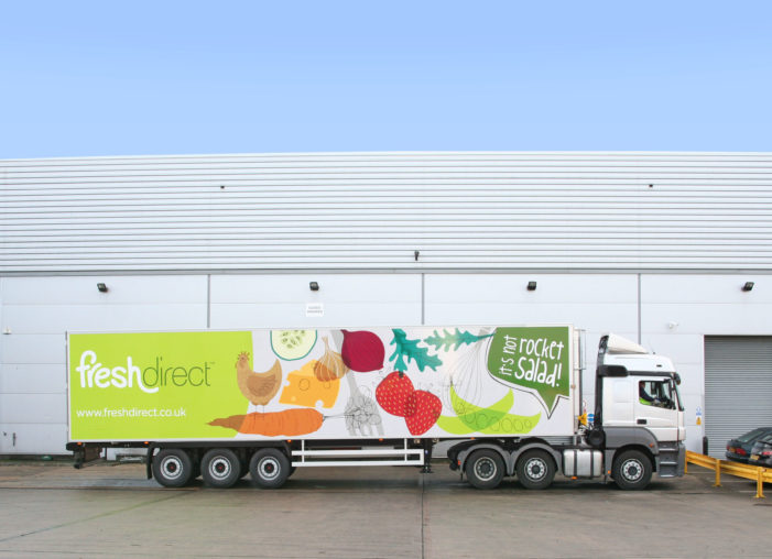 Fresh Direct Awards Five Year Contract to Isotrak
