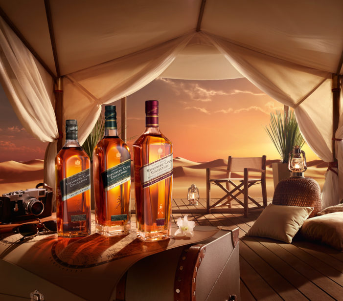 Johnnie Walker Releases Explorers' Club Collection – The Royal Route