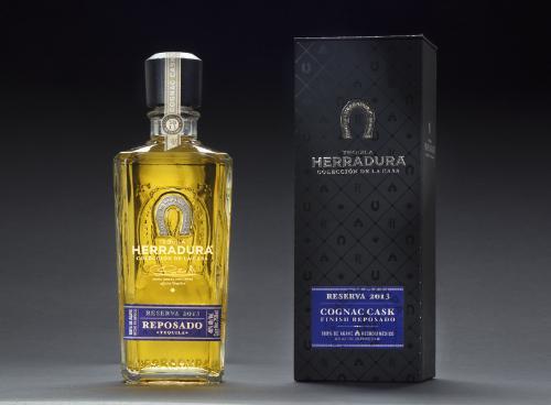 Tequila Herradura Releases Cognac Cask Finish Reposado