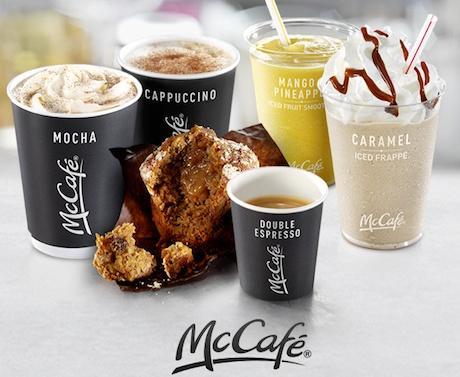 McDonald's Preps Marketing Drive For Premium McCafe Sub-menu