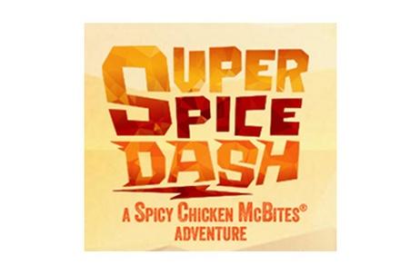 Razorfish's 'Super Spice Dash' for McDonald's