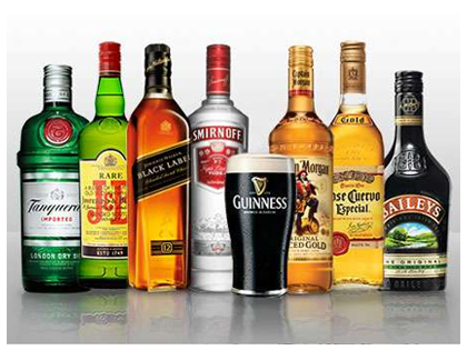 Diageo in £17m Festive Drive to 'Reset' Spirits Brands in the UK