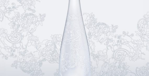 Evian & Elie Saab Celebrate Purity With Limited Edition Bottle