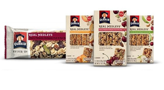 Quaker Oats Survey Uncovers Moms' Personal Meaningful Medleys