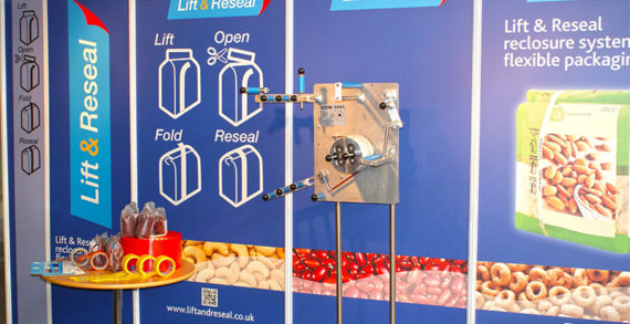 Packaging Innovations: tesa Lift & Reseal First Real Innovation in Reclosure