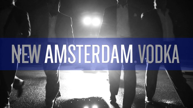 "New Amsterdam Vodka Launches ""It's Your Town"" National Ad Campaign"