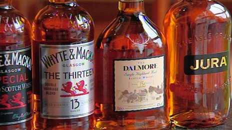 Diageo Offers to Sell Most of Whyte & Mackay