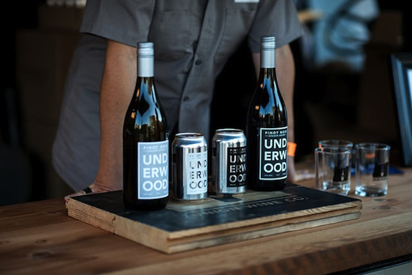 Wine That Comes In Cans, Just Like Beer
