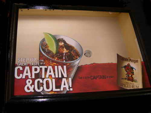 Captain Morgan Adopts 'Cola' Gator For Florida's Big Game