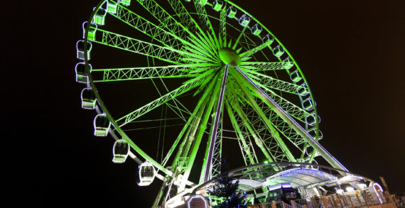 Grolsch Turns Brighton Green as Part of Multichannel Campaign
