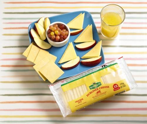 Kerrygold Introduces Dubliner Cracker Cut Cheese