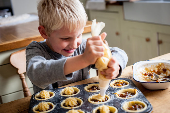 Great British Chefs & Tesco Launch New Kids Cooking App for Christmas