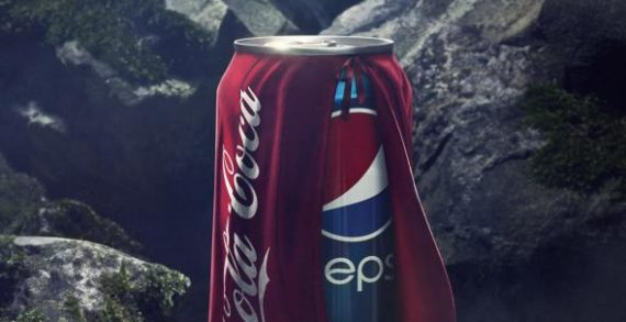 Pepsi Dresses Up As Coca-Cola in New Halloween Ad