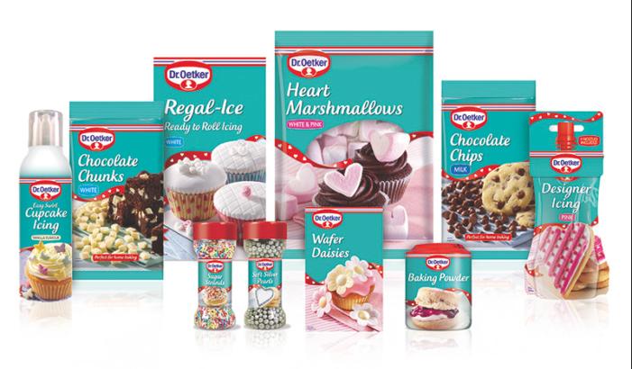 DECIDE. Creates 'Even Better Baking' Packaging For Dr. Oetker
