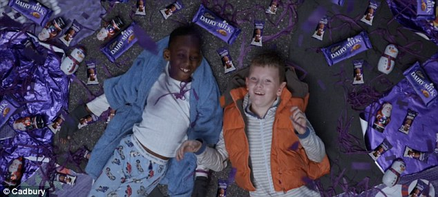 Cadbury Dairy Milk Unwraps its First Christmas-themed Campaign