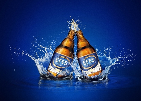 A New Look For Turkish Beer Brand Efes