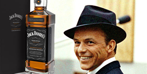 Jack Daniel's Brings Special Edition Frank Sinatra Whiskey to Canada