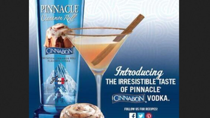 Pinnacle Vodka & Cinnabon Join Forces For An Industry-First Vodka Innovation