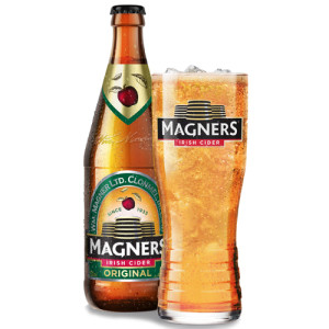 Magners Returns to Irish Heritage With New Branding